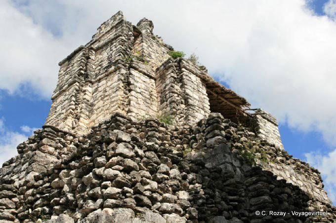 Muyil El Castillo 2