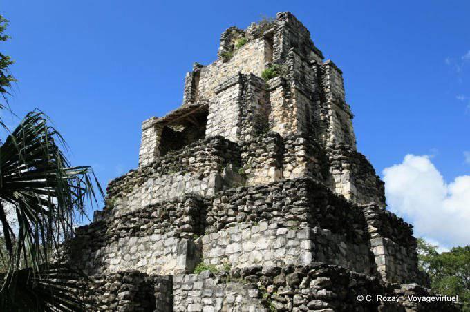 Muyil El Castillo 6