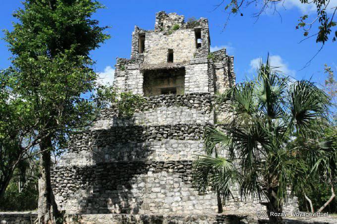 Muyil El Castillo 7