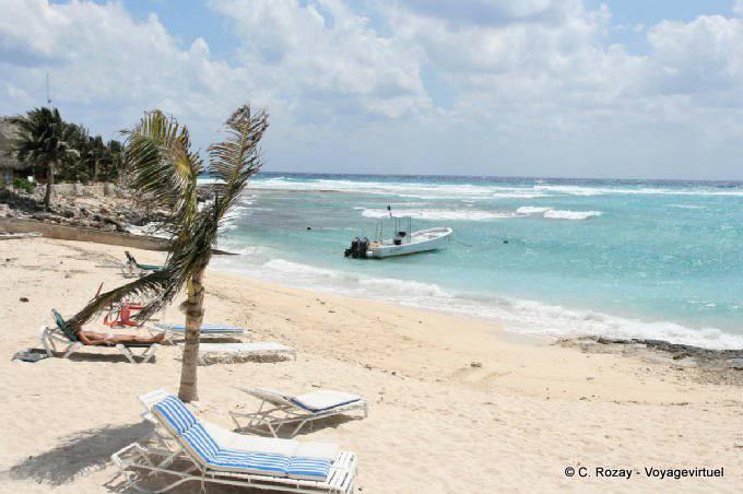 Paamul Beach Yucatan 1
