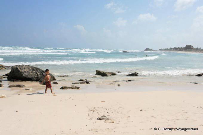 Paamul Plage Yucatan 7