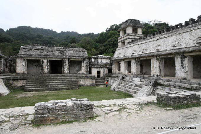 La Palacio de Palenque, El Palacio 3