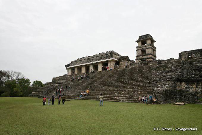 Palenque El Palacio 32