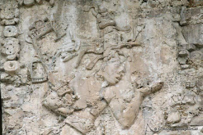 Palenque El Palacio Details 10