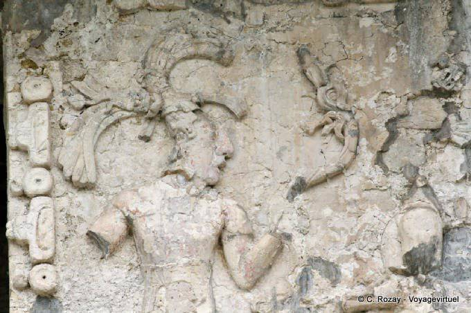 Palenque El Palacio Details 6