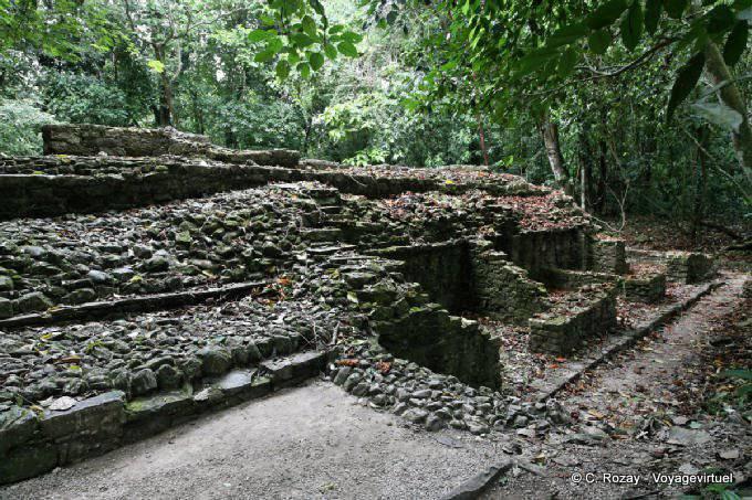 La Palacio de Palenque, groupe-I-5