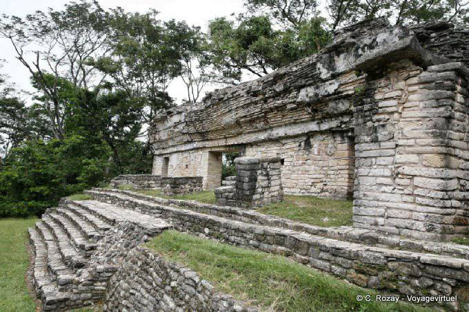 Palenque Groupe Nord 4