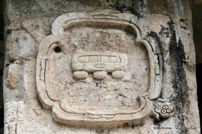 Palenque Grupo De Las Cruces 1