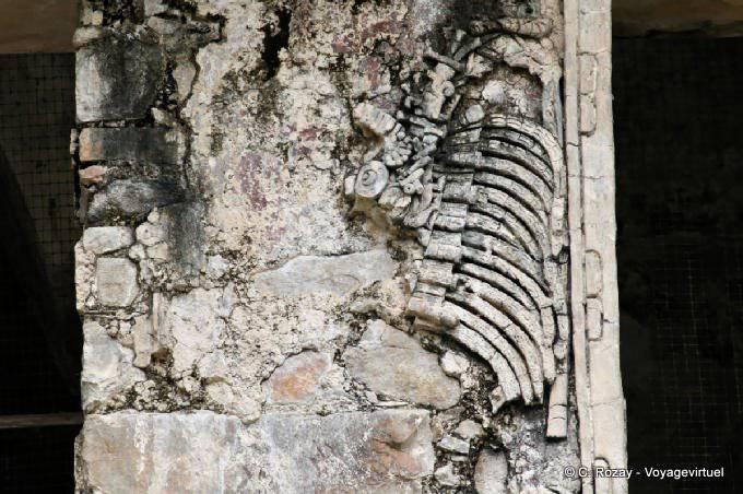 Palenque Grupo De Las Cruces 3