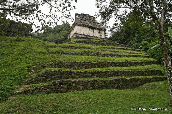 Palenque Grupo De Las Cruces