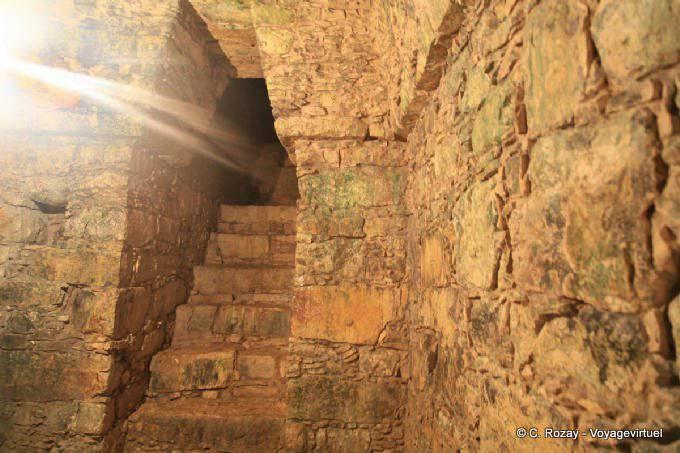 Palenque Palais Tete De Mort 3