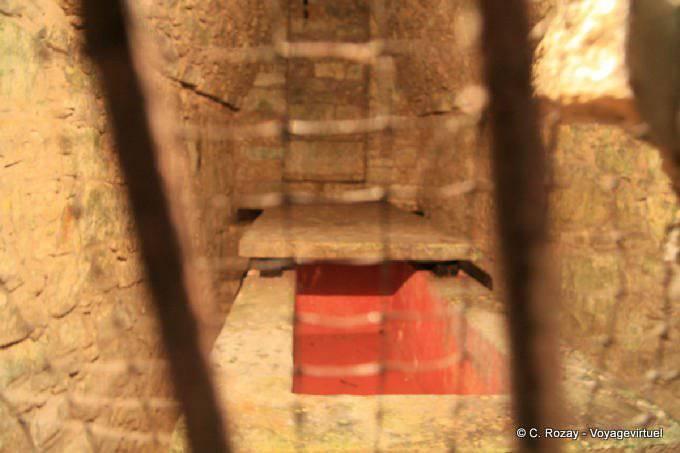 Palenque Palais Tete De Mort 6