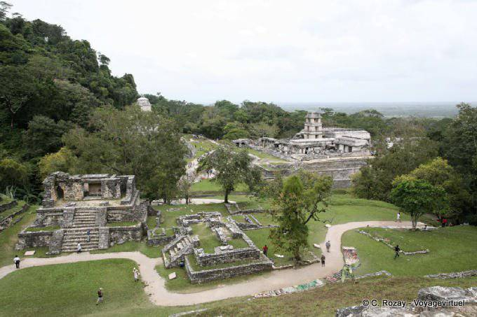 Palenque Panorama 1