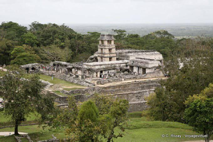 Palenque Panorama 2
