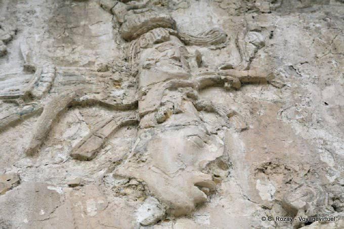 Palenque Templo De La Cavalera 3