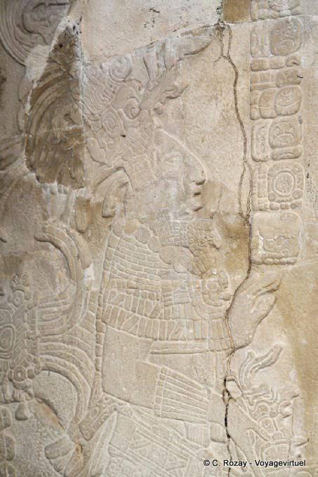 Palenque Templo De La Cruz 5