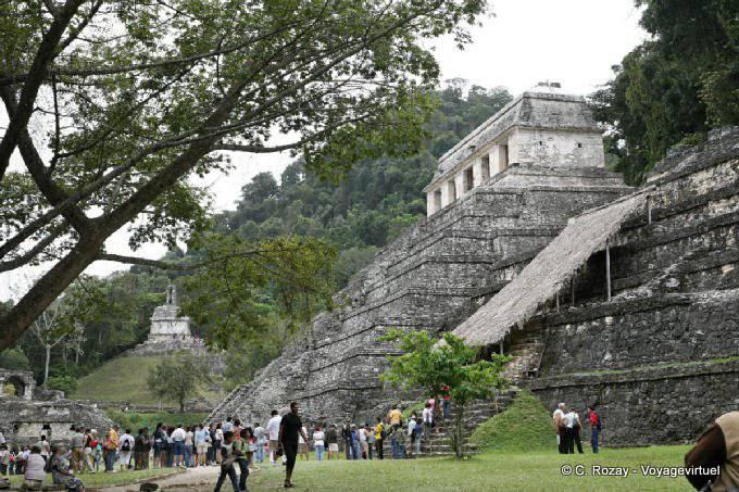 Palenque Templo De Las Inscripciones 4