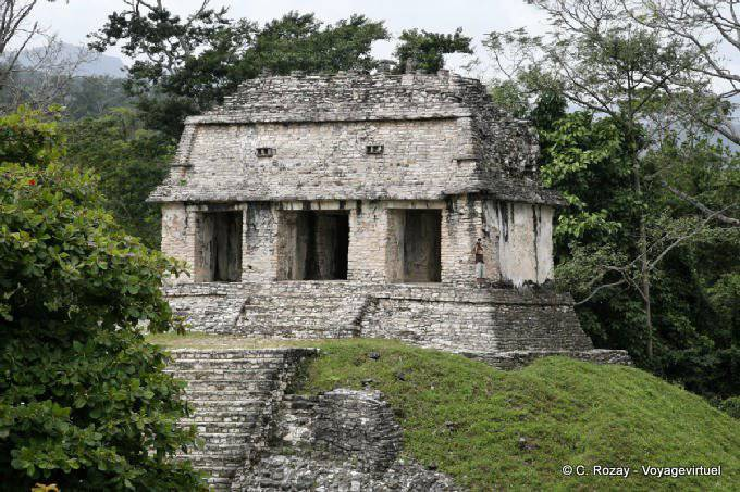 Palenque Templo Del Conde 2