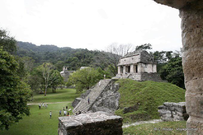Palenque Templo Del Conde 3
