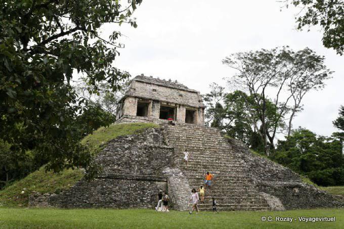 Palenque Templo Del Conde 4
