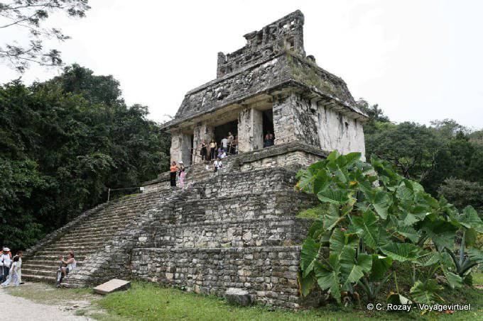 Palenque Templo Del Sol 1