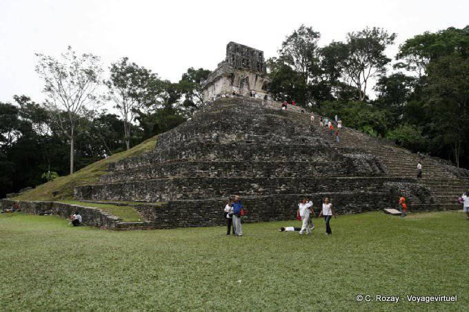 Palenque Templo Del Sol