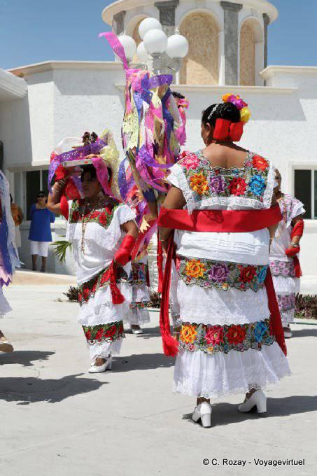 Puerto Morelos Dance Costume Ballet 52