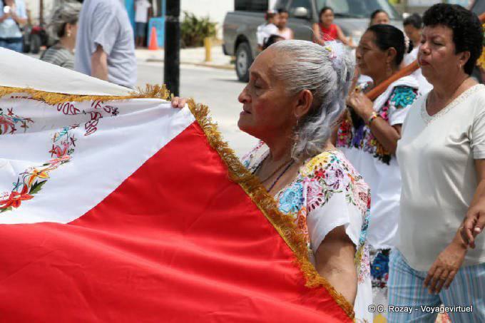 Puerto Morelos Manifestation 68
