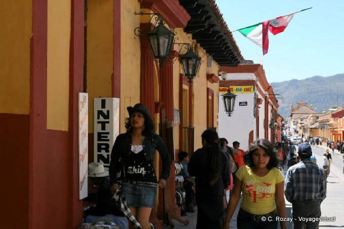 San Cristobal de las Casas, andador eclesiastico 15