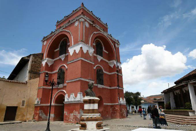San Cristobal De Las Casas Arco Del Carmen 3