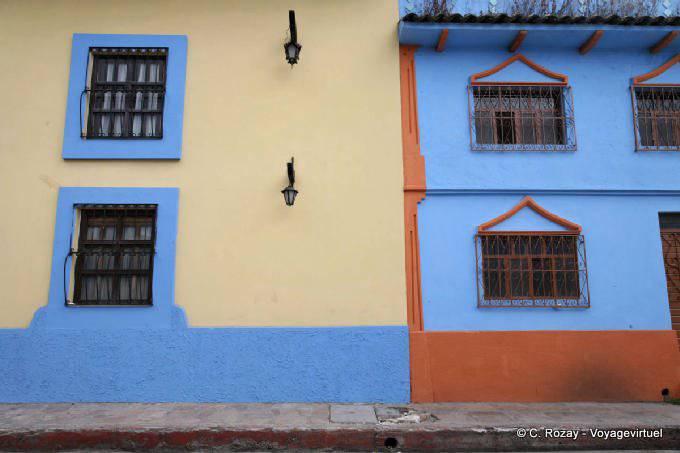 San Cristobal De Las Casas Avenida 28 De Agusto 1