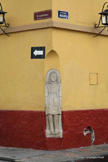 San Cristobal de las Casas, avenida Insurgentes 2