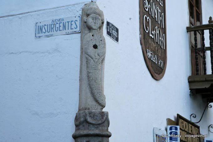 San Cristobal de las Casas, avenida Insurgentes