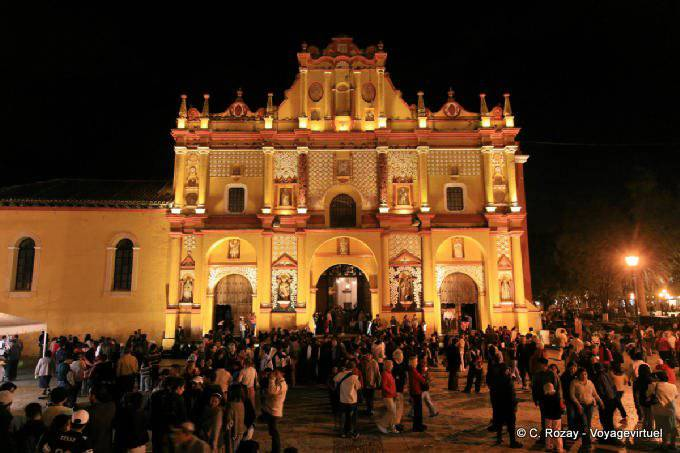 San Cristobal De Las Casas Catedral 7