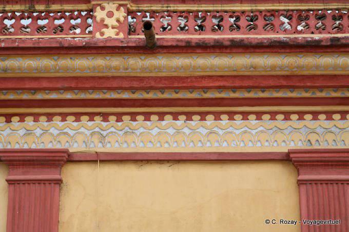San Cristobal De Las Casas Detail Facade 1
