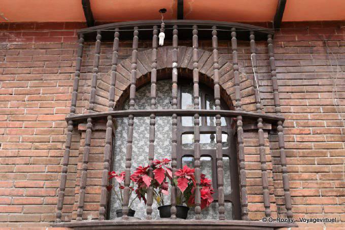 San Cristobal De Las Casas Fenetre