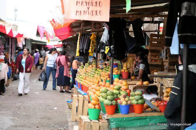 San Cristobal De Las Casas Gran Mercado