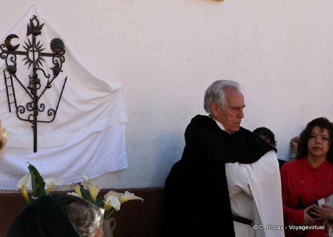 San Cristobal De Las Casas Manifestation Religieuse Paques 18