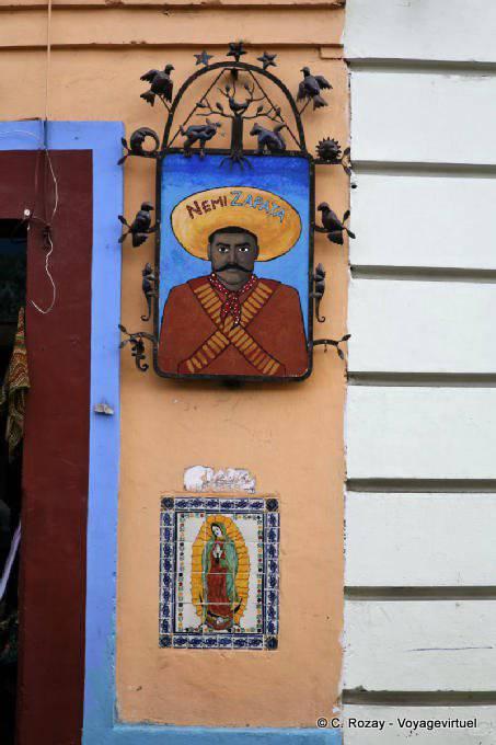 San Cristobal De Las Casas Nemi Zapata