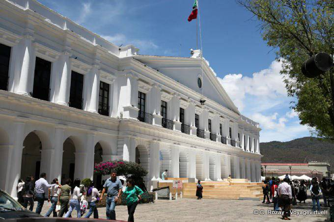 San Cristobal De Las Casas Palacio Municipal 3