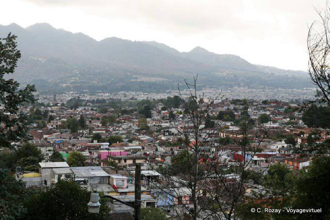 San Cristobal De Las Casas Panorama