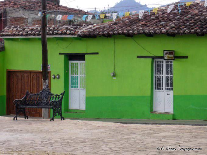 San Cristobal De Las Casas Plazuela Del Cerrillo 13