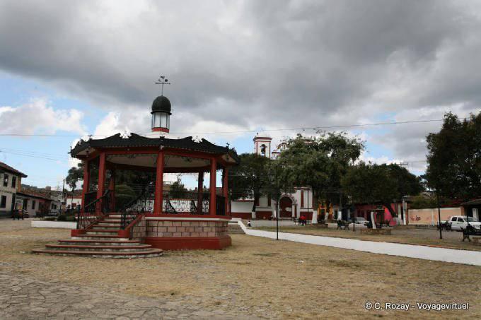 San Cristobal De Las Casas Plazuela Del Cerrillo 4