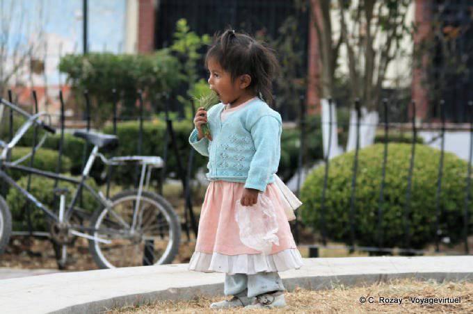 San Cristobal De Las Casas Plazuela Del Cerrillo Enfance 8
