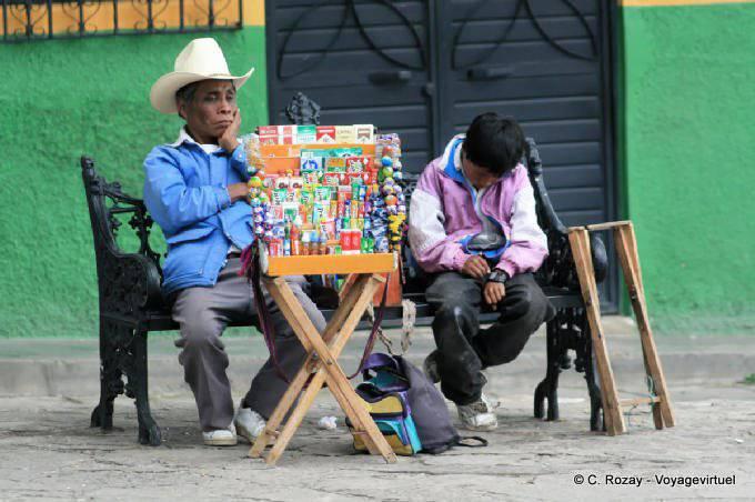 San Cristobal De Las Casas Plazuela Del Cerrillo Sieste 12