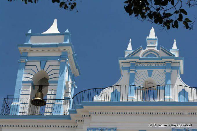 San Cristobal De Las Casas Santa Lucia Iglesia 12