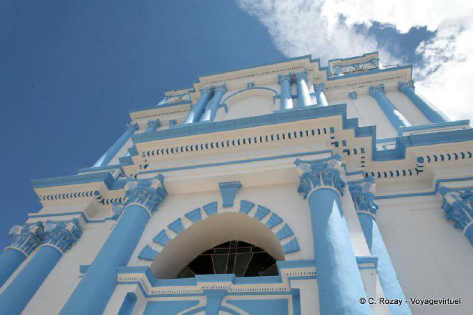 San Cristobal De Las Casas Santa Lucia Iglesia 4