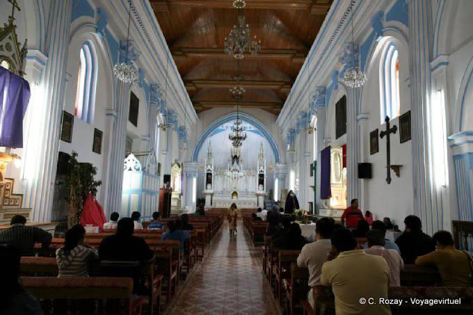 San Cristobal De Las Casas Santa Lucia Iglesia Nef 5