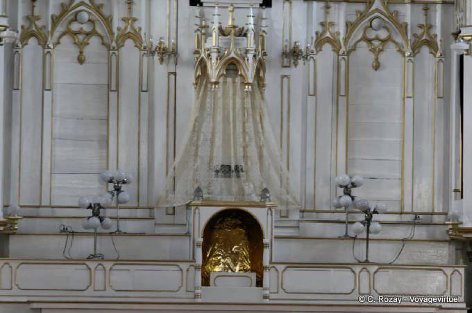 San Cristobal De Las Casas Santa Lucia Iglesia Tresor 15