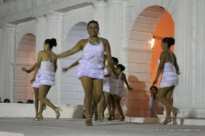 San Cristobal De Las Casas Spectacle Danse 1